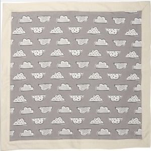 Primitives by Kathy Baby Security Blanket Clouds
